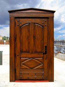 9905-01-Door-with-Casing-Back