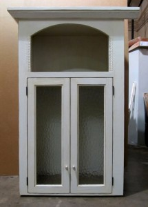 9885-02 Upper Cabinet