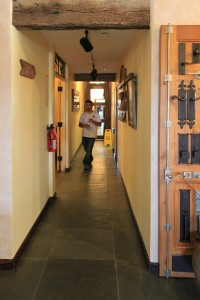 Hallway-n-Library