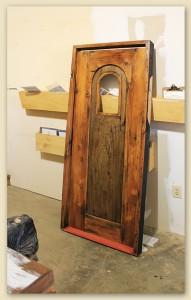 10092-01 Wine Cellar Entry