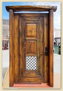 10130-01 Entry Gate