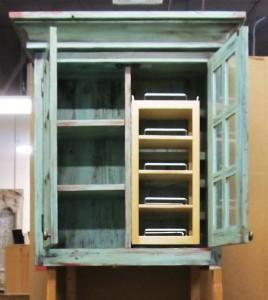 9945-03 Cabinet