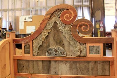 Wood Shop Detail