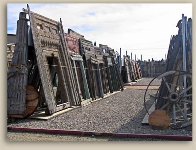 Architectural Salvage at La Puerta Originals