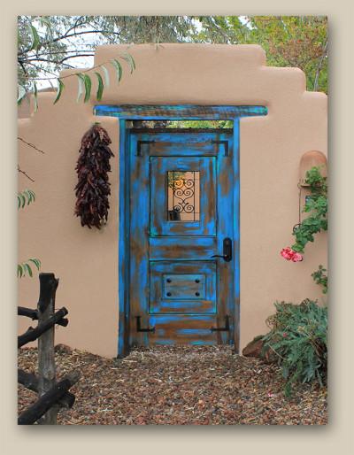 10522-01 Santa Fe Gate Install